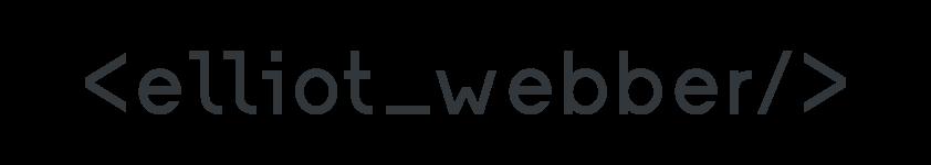 elliot webber